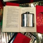 conduit press book flask